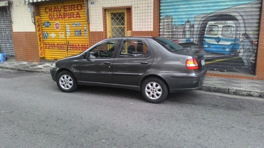 Fiat Siena ELX 1.6 16V - Foto #6