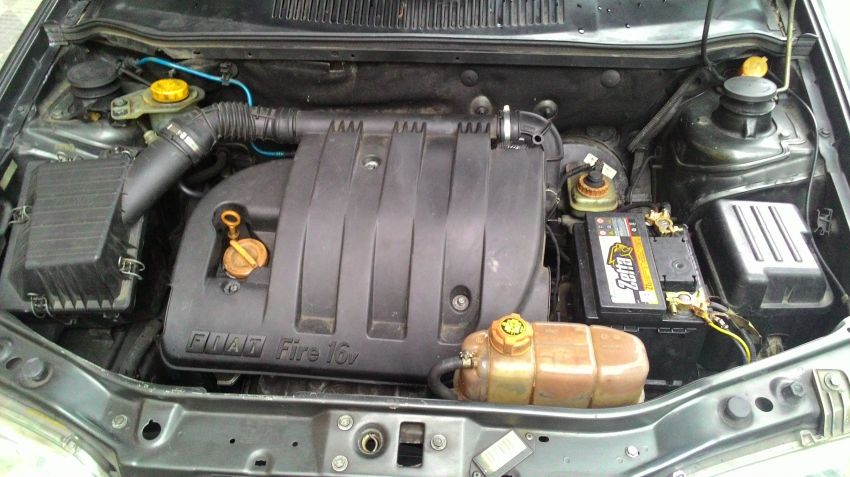 Fiat Siena ELX 1.6 16V - Foto #7
