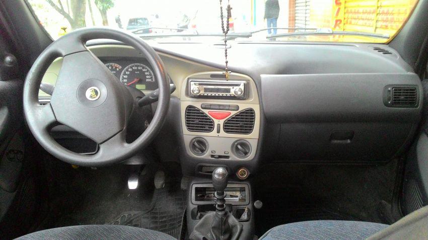Fiat Siena ELX 1.6 16V - Foto #10