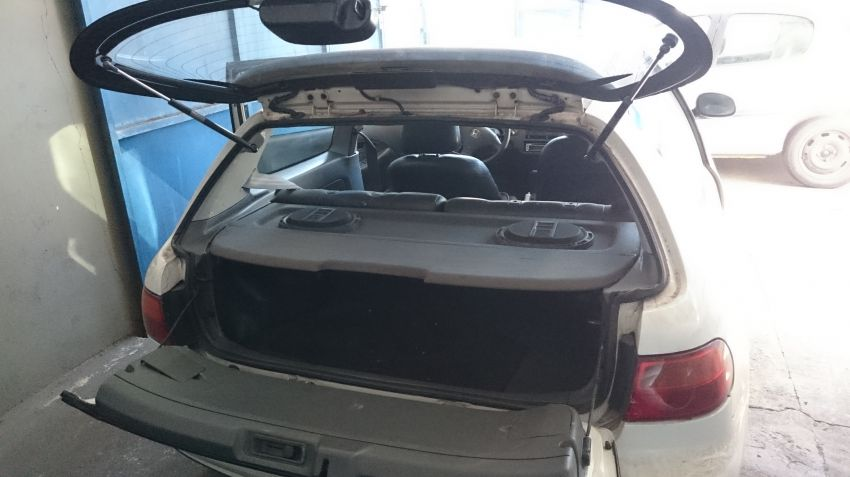 Honda Civic Hatch. LSI 1.6 16V (aut) - Foto #3