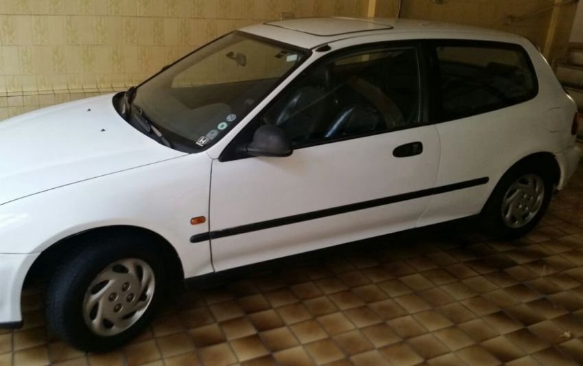 Honda Civic Hatch. LSI 1.6 16V (aut) - Foto #8