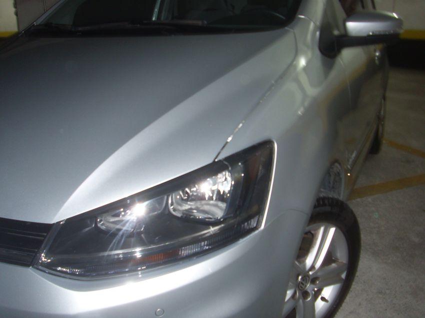 Volkswagen Fox 1.6 16v MSI Highline (Flex) - Foto #1