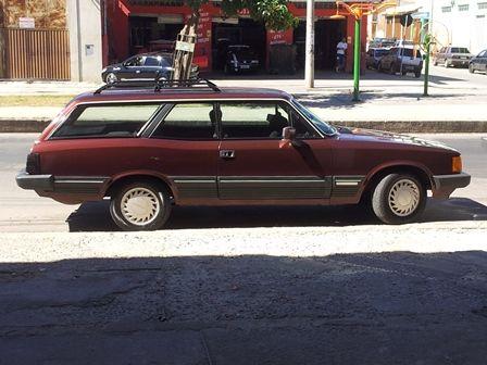 Chevrolet Caravan Diplomata SE 4.1 - Foto #3