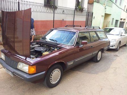 Chevrolet Caravan Diplomata SE 4.1 - Foto #5