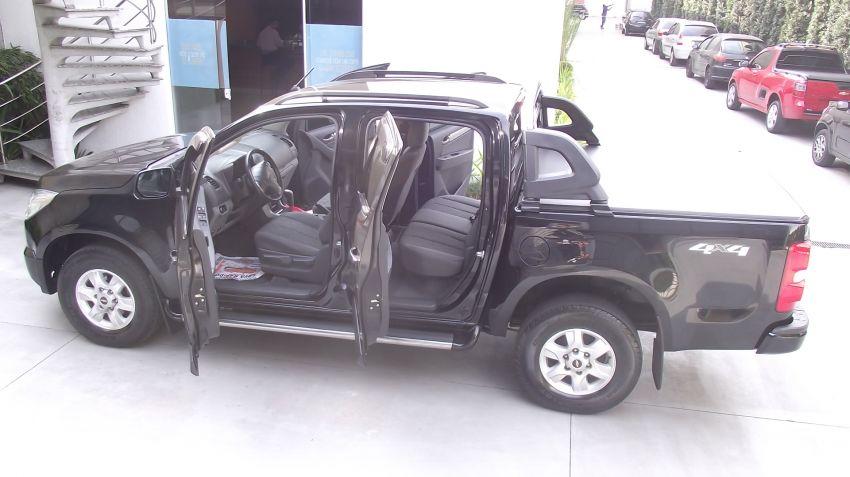 Chevrolet S10 LT 2.8 diesel (Cab Dupla) 4x4 - Foto #1