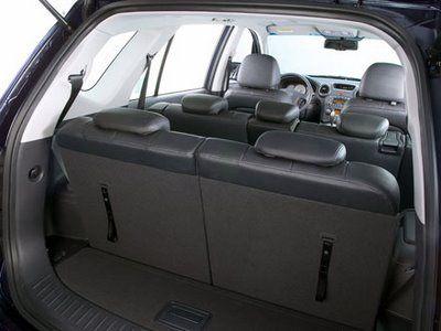 Chevrolet Zafira CD 2.0 8V (Aut) - Foto #3