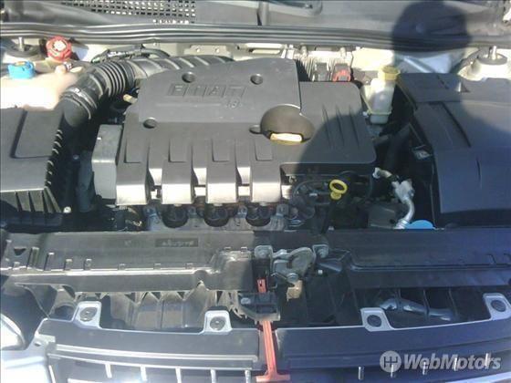 Fiat Stilo 1.8 8V (Flex) - Foto #8