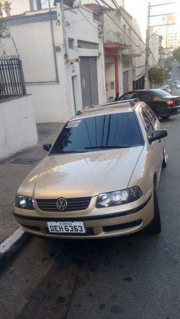 Volkswagen Gol 16V 1.0 MI - Foto #5