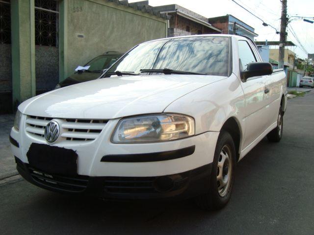 Volkswagen Saveiro 1.8 G4 (Flex) - Foto #2