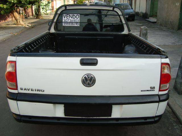 Volkswagen Saveiro 1.8 G4 (Flex) - Foto #4