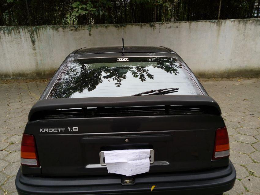 Chevrolet Kadett Hatch SLE 1.8 - Foto #5