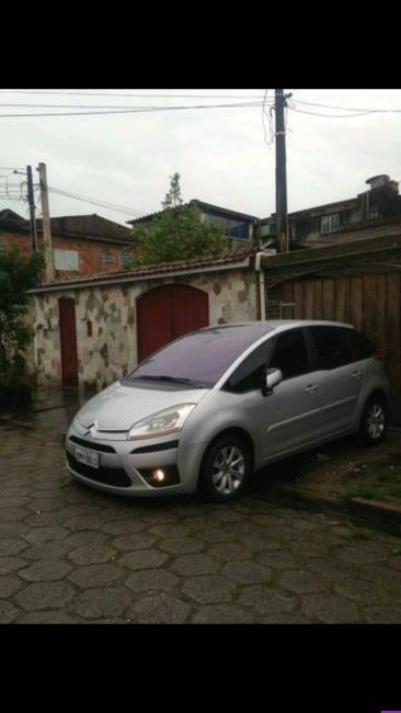 Citroën C4 Picasso 2.0 16V (aut) - Foto #3