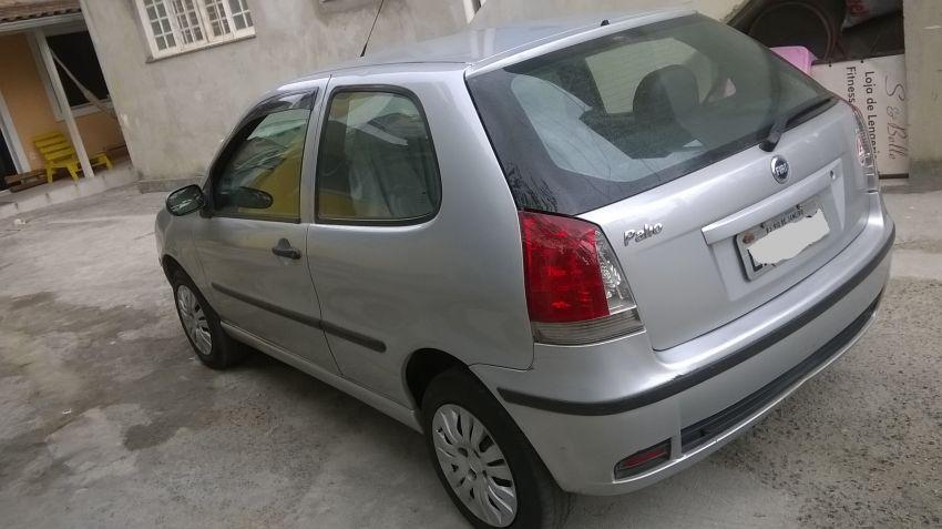 Fiat Palio ELX 1.0 (Flex) 2p - Foto #8