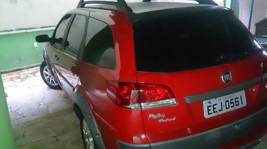 Fiat Palio Weekend Trekking 1.4 8V (Flex) - Foto #4