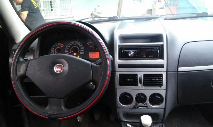 Fiat Siena 1.4 8V (Tetrafuel) - Foto #4