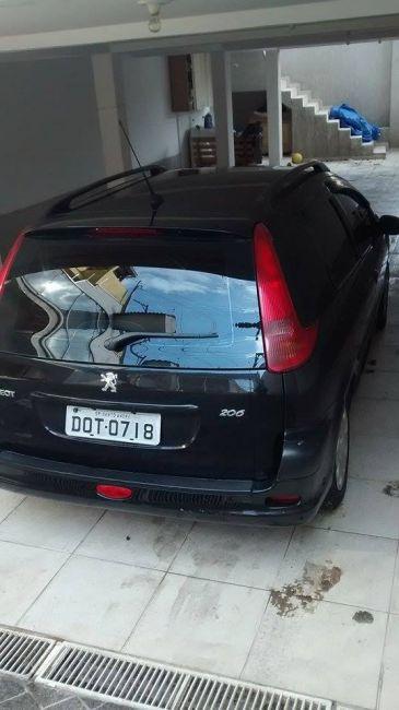Peugeot 206 SW Presence 1.4 - Foto #4