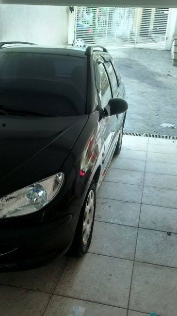 Peugeot 206 SW Presence 1.4 - Foto #8