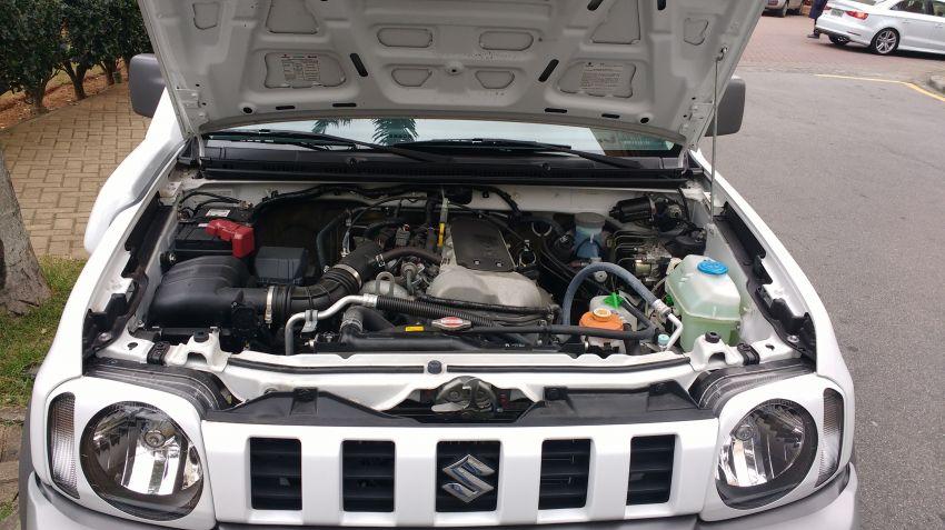 Suzuki Jimny 1.3 4WD 4Sport - Foto #2
