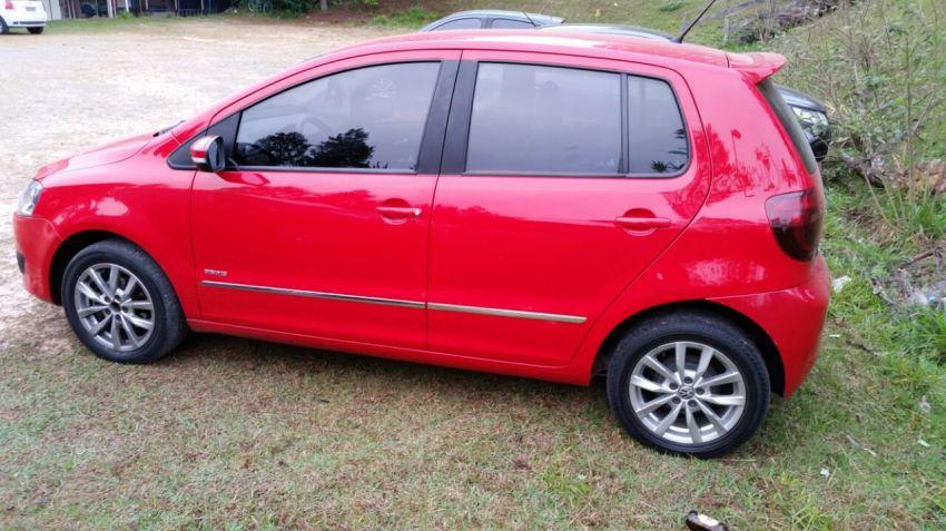 Volkswagen Fox Prime 1.6 8V (Flex) - Foto #6