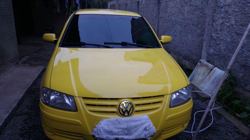Volkswagen Gol 1.0 8V (G4)(Flex)2p - Foto #10