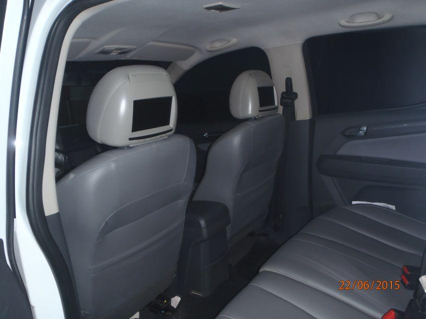 Chevrolet S10 2.8 CTDi 4x4 LTZ (Cab Dupla) (Aut) - Foto #4