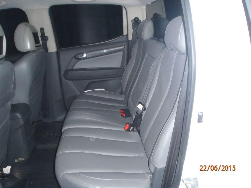 Chevrolet S10 2.8 CTDi 4x4 LTZ (Cab Dupla) (Aut) - Foto #5
