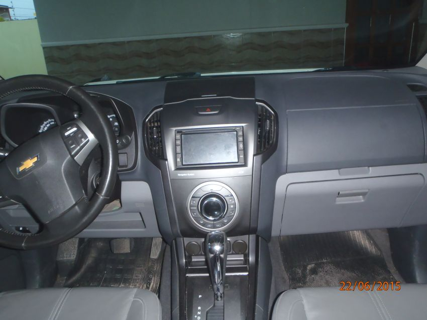Chevrolet S10 2.8 CTDi 4x4 LTZ (Cab Dupla) (Aut) - Foto #6