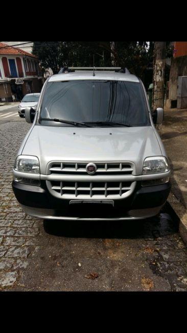 Fiat Doblò ELX 1.8 8V (Flex) - Foto #5