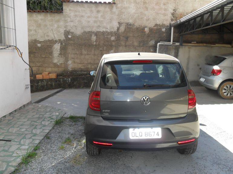 Volkswagen Fox Trend 1.0 8V (Flex) - Foto #10