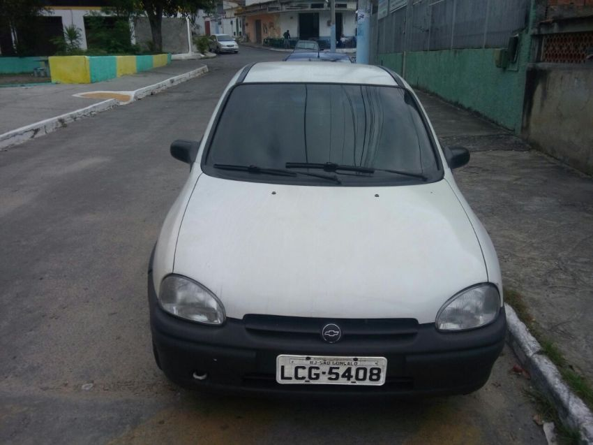 Chevrolet Corsa Hatch Super 1.0 MPFi 4p - Foto #5