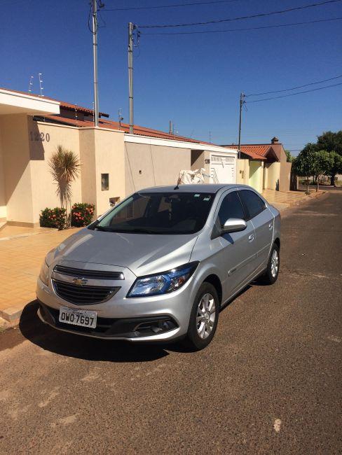 Chevrolet Prisma 1.4 SPE/4 LTZ (Aut) - Foto #3