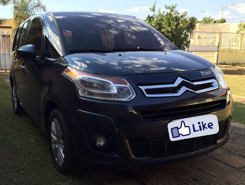Citroën C3 Picasso GLX 1.5 16V (Flex) - Foto #1