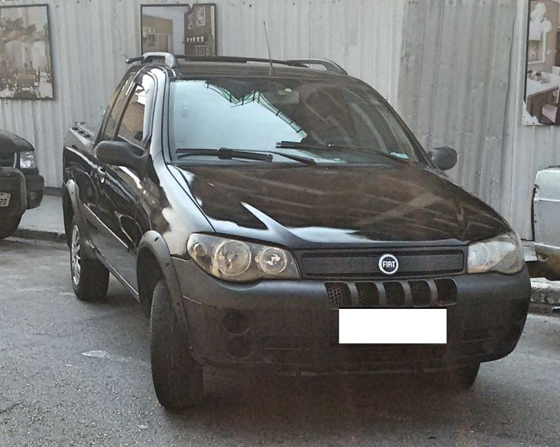 Fiat Strada Fire 1.4 (Flex) (Cab Estendida) - Foto #1