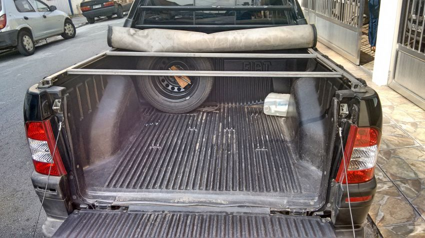 Fiat Strada Fire 1.4 (Flex) (Cab Estendida) - Foto #7