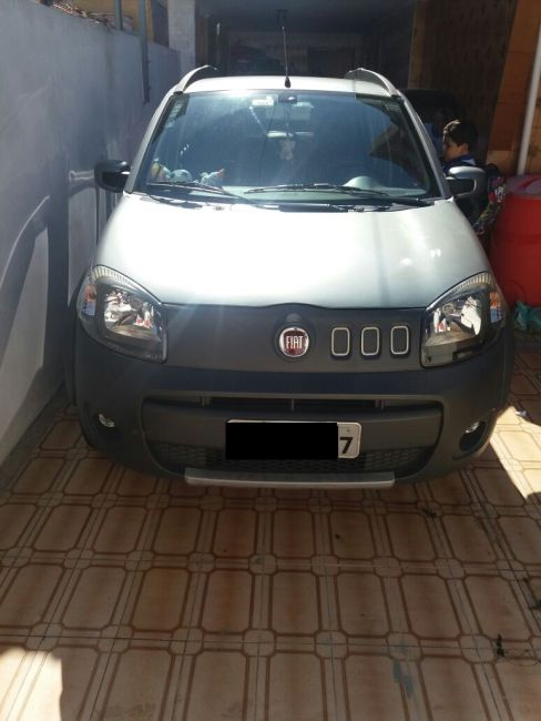 Fiat Uno Way 1.4 (Flex) 4p - Foto #7