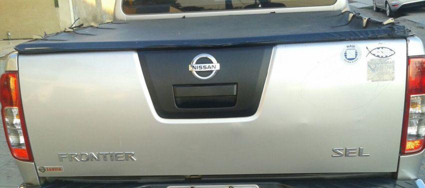 Nissan Frontier SEL 4x4 2.5 16V (cab. dupla) - Foto #1