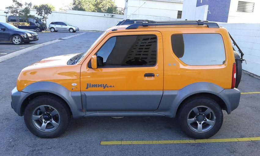 Suzuki Jimny 1.3 4WD 4All - Foto #1