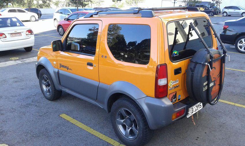 Suzuki Jimny 1.3 4WD 4All - Foto #2