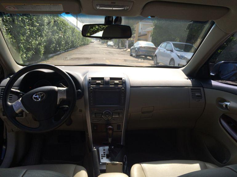 Toyota Corolla Sedan 2.0 Dual VVT-I Altis (flex)(aut) - Foto #8