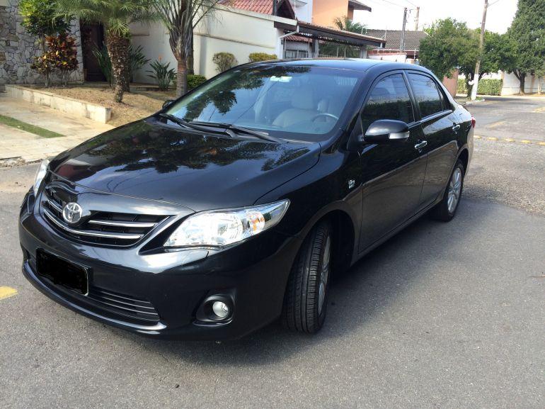 Toyota Corolla Sedan 2.0 Dual VVT-I Altis (flex)(aut) - Foto #9