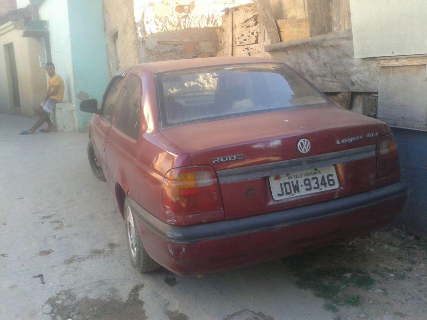 Volkswagen Logus GLS 2.0 - Foto #4