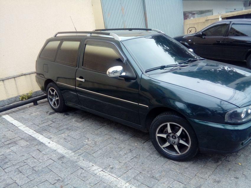 Volkswagen Parati GL 1.8 MI 2p - Foto #1