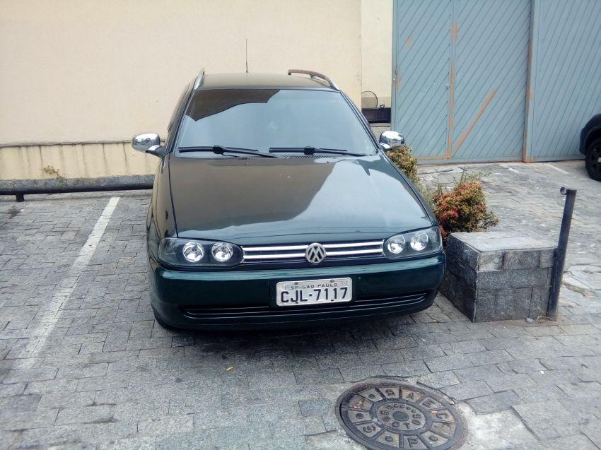 Volkswagen Parati GL 1.8 MI 2p - Foto #2