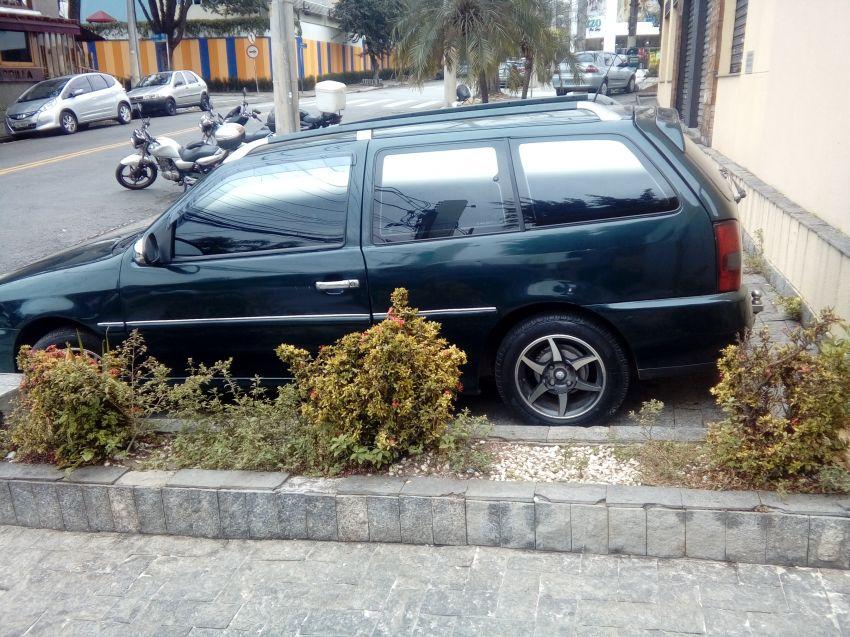 Volkswagen Parati GL 1.8 MI 2p - Foto #4
