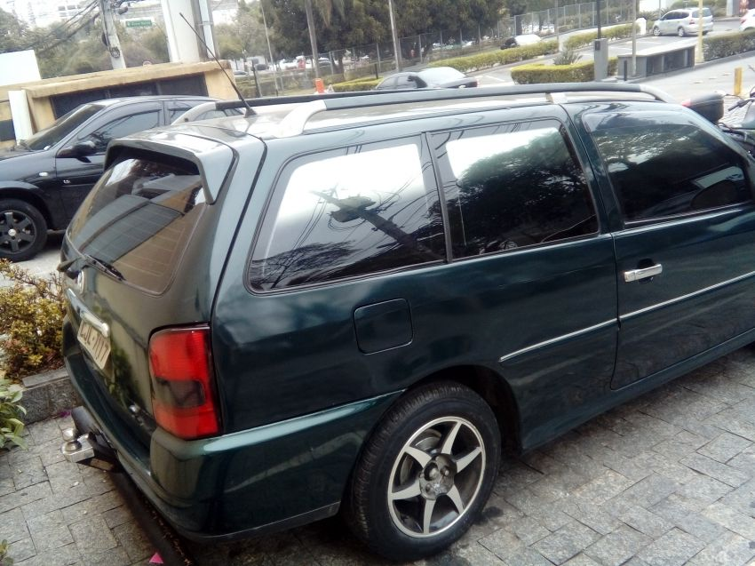 Volkswagen Parati GL 1.8 MI 2p - Foto #5