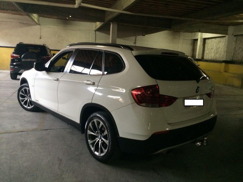 BMW X1 sDrive18i 2.0 16V - Foto #4