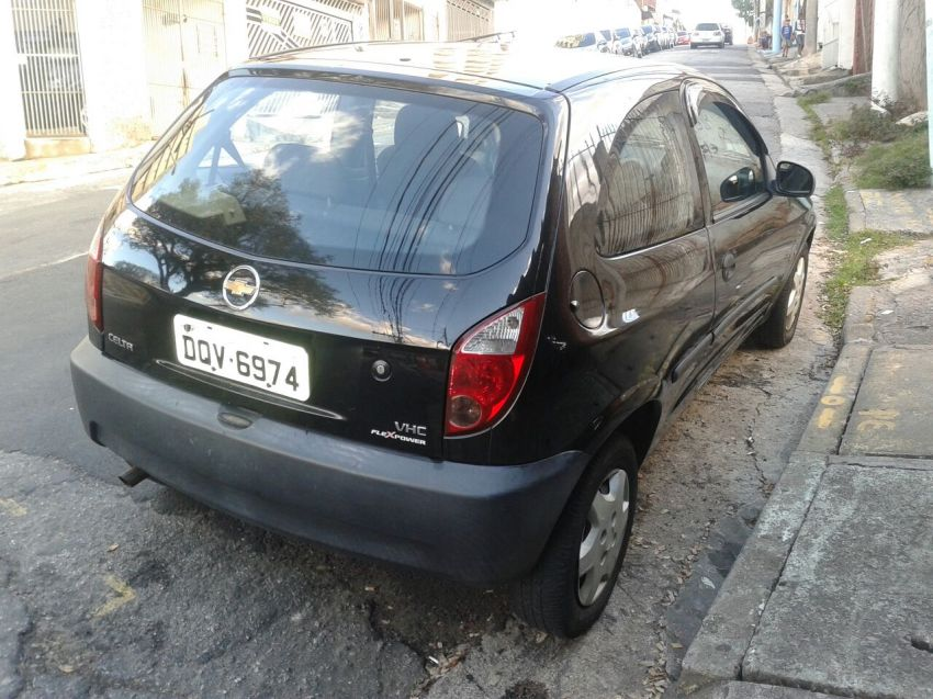 Chevrolet Celta Life 1.0 VHC (Flex) - Foto #3