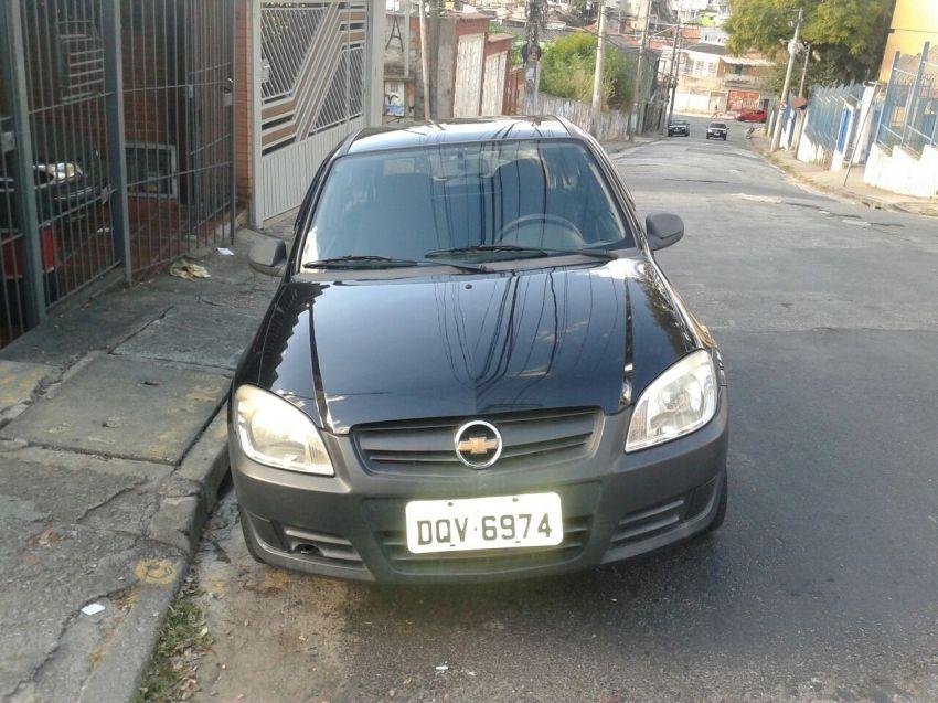 Chevrolet Celta Life 1.0 VHC (Flex) - Foto #8