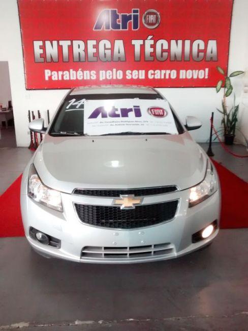 Chevrolet Cruze LT 1.4 16V Ecotec (Aut)(Flex) - Foto #8