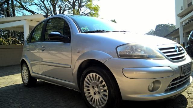 Citroën C3 GLX 1.6 16V (flex) - Foto #1